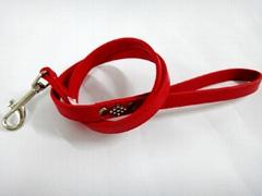 2011紅色時尚寵物鏈