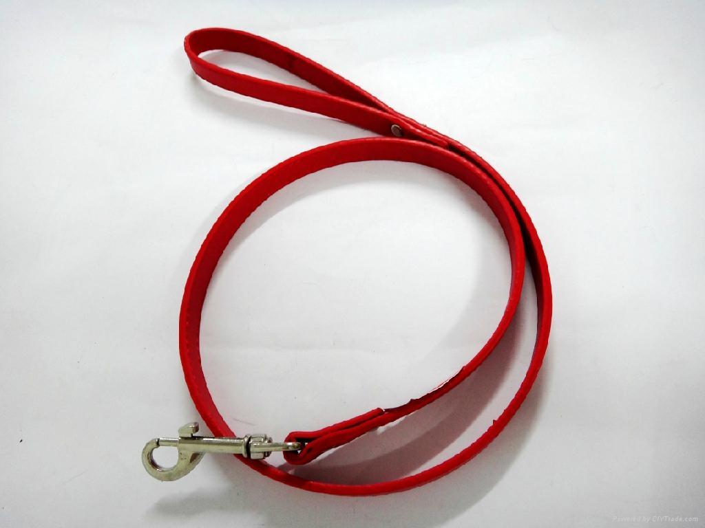 2011红色时尚宠物链 3