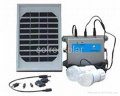 low cost solar lighting kit