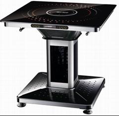 多功能電取暖桌