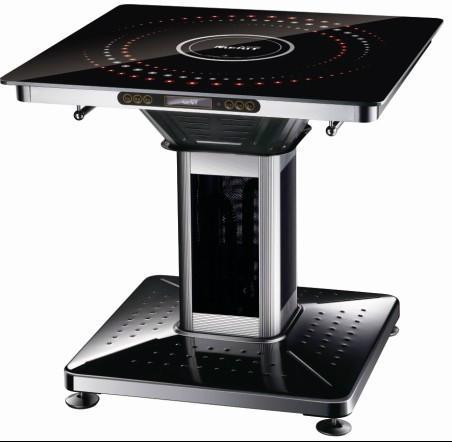 多功能电取暖桌