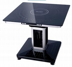 2011年新款多功能取暖桌