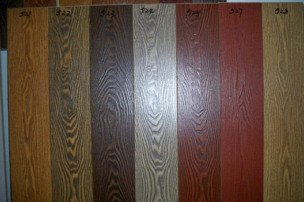 Real Wood Surface Laminate Flooring 1
