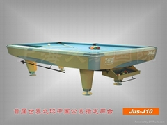 久斯牌花式台球桌--13900