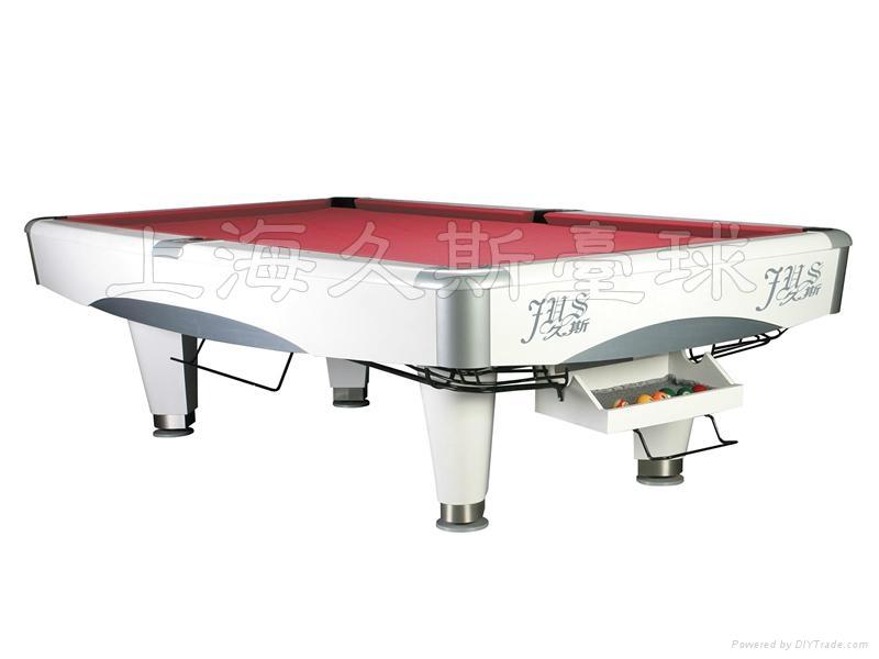 久斯牌花式台球桌--13900 3