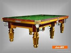 久斯牌美式台球桌----9800