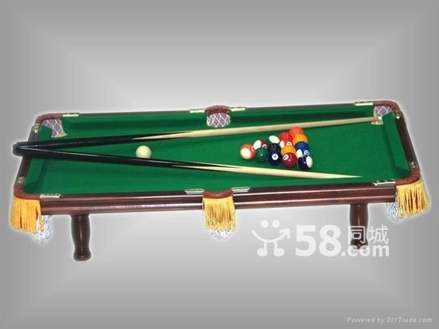 久斯牌美式台球桌---9800 4