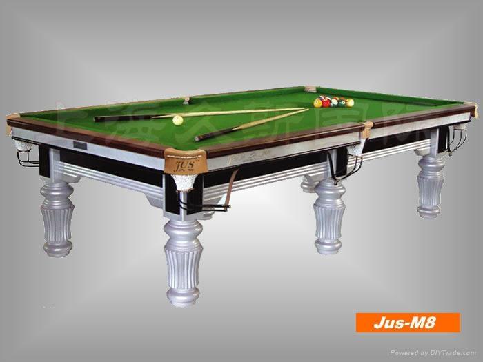 久斯牌美式台球桌---5800 1