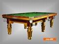 久斯牌美式台球桌---5800 3