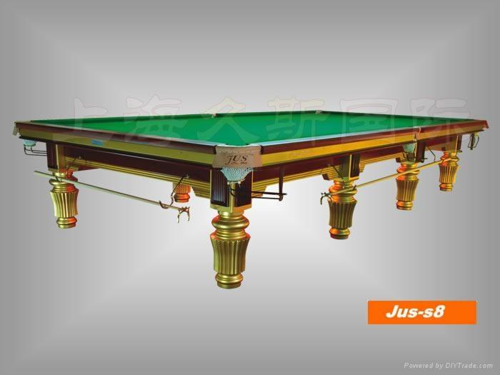 久斯牌英式斯諾克台球桌----19800 1