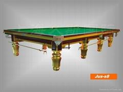 久斯牌英式斯諾克台球桌----19800