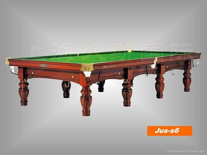 久斯牌英式斯諾克台球桌----19800 2
