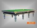 久斯牌英式斯諾克台球桌----19800 4