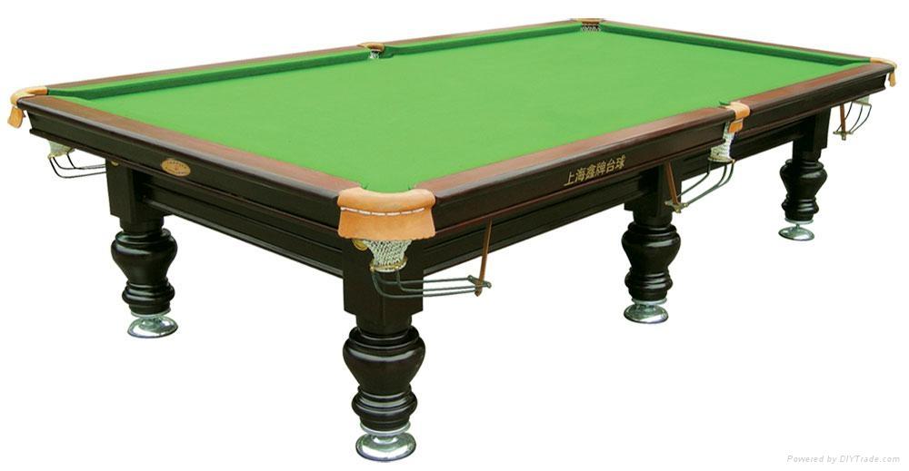 久斯牌英式斯諾克台球桌----19800 5