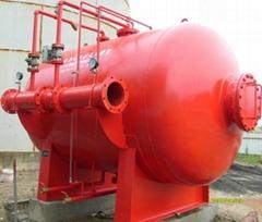 油罐區化工區消防泡沫滅火系統裝置
