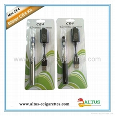 Cigarrillo Electronico 650mAh EGO-T CE4 Single Pack Starter Kit--EGO-CE4