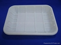 Biodegradable meat tray HYT-02