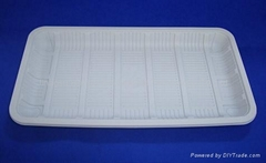 Biodegradable meat tray HYT-05