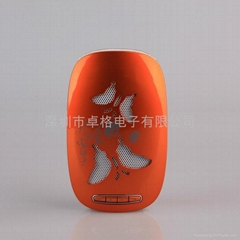 Butterfly's Love subwoofer card speaker