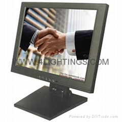 "15""  Lcd Touch screen Monitor with VESA Metal Big Stand 15 inch touchscreen"