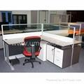 办公屏风办公桌