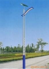 太陽能路燈(8米杆)