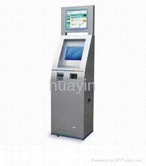 Payment touch Kiosk