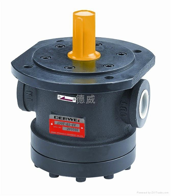 低压定量叶片泵图片