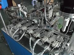 全自動醫用過濾器超聲波焊接機