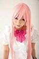 Suzumiya Haruhi Long Straight Brown Cosplay Party Hair Wig CW171 1