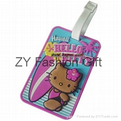 Best Selling Promotional Gift Soft Pvc L   age Tag