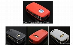 2012 Fashion Silicone Key cover