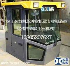 徐工LW500K裝載機駕駛室廠家直銷 徐州雙聯