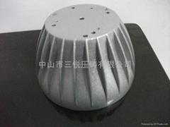 LED 鋁合金燈杯