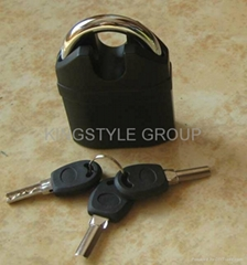 Heavy duty alarm lock