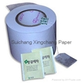 125mm Heat seal tea bag filter paper