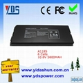 laptop battery for macbook 13'' new arrival hot selling