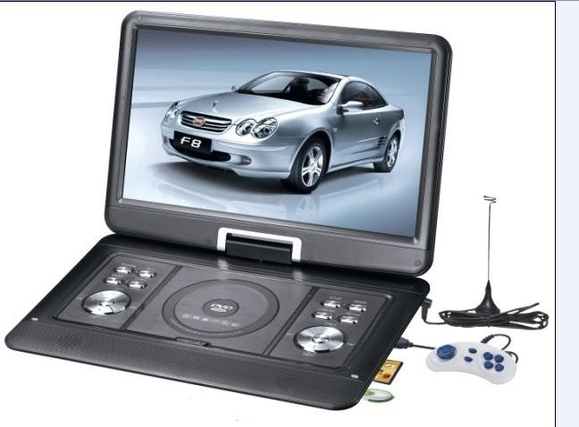 15 inch Portable DVD Player 1