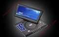 9 inch Portable DVD Player 1