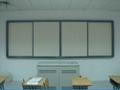 推拉型微光量子环保教学板
