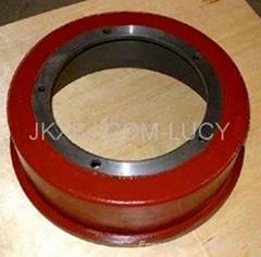 Brake systems brake drums