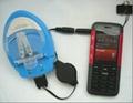 手机电池应急  充电器快速方便旅行充 1