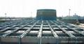 高效固定化曝气生物滤池