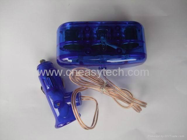 Car Socket Splitter 4