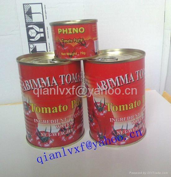 400g番茄酱罐头 1