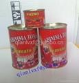 400g番茄醬罐頭 1
