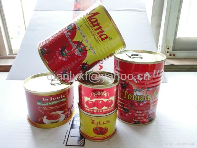 400g番茄醬罐頭 3