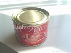 70g 番茄酱罐头