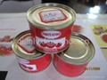70g canned tomato paste  2