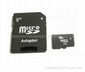 Phone Memory Card Micro SD With SD Adapter/logo micro sd card (Hot Product - 3*)